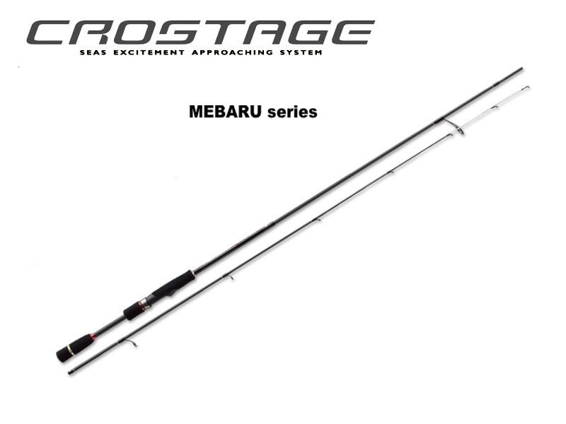 MajorCraft Crostage MEBARU-K Tubural Tip CRK-T762M (Length