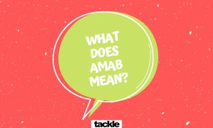 What does AMAB mean?