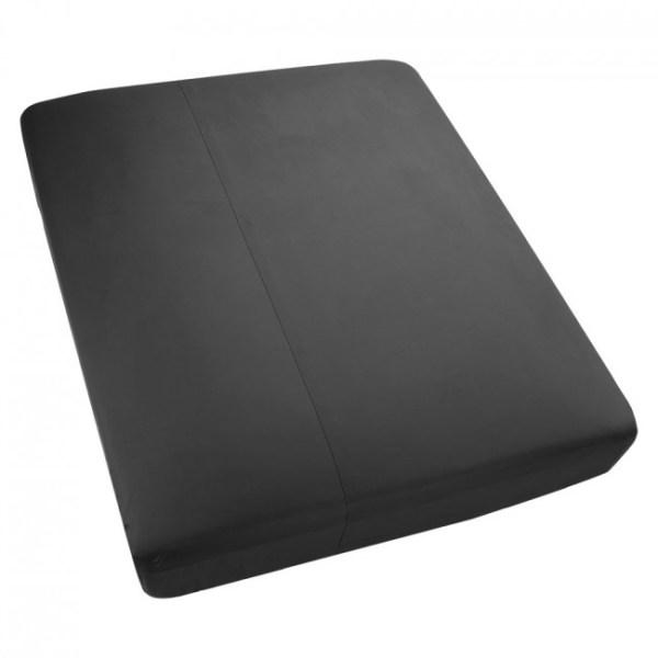 KINK Wet Works Fitted Waterproof Sheet Black Queen