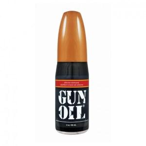 Gun Oil Silicone Transparent 2oz