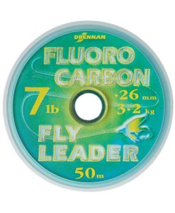 Fluorocarbon Fly Leader