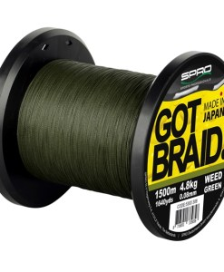 Got Braid Green