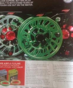 Airflo V2 reels