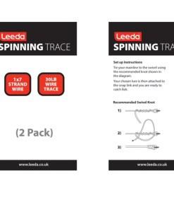 Leeda spinning trace