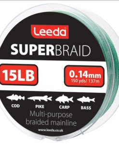 Leeda Superbraid line