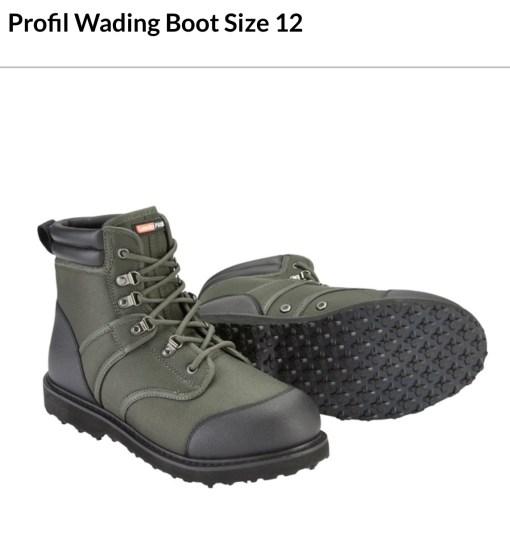 Leeda Profil wading boot