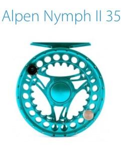 Hanak Alpen nymph