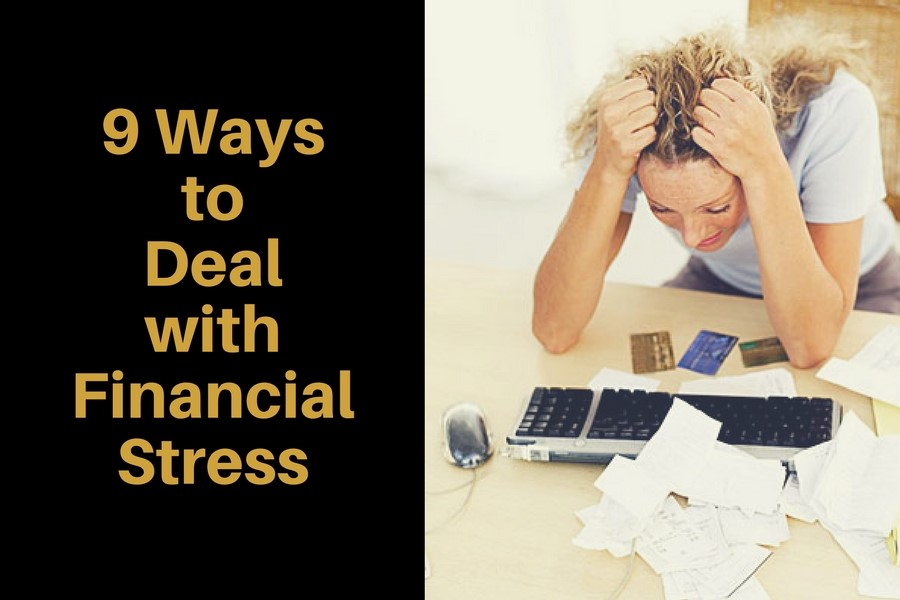 9 Ways To Deal With Financial Stress Tackling Our Debt