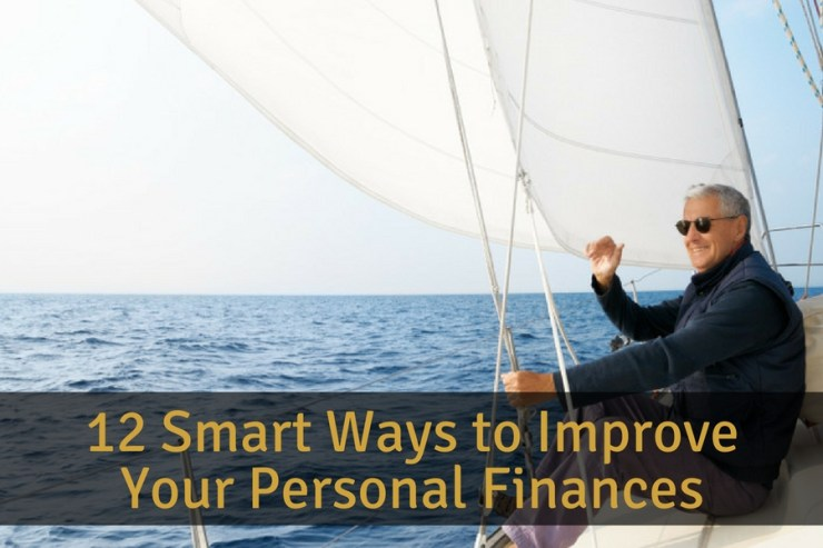 12 Smart Ways To Improve Your Personal Finances Tackling Our Deb