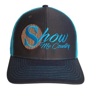 grey-teal-show-me-country-trucker-hat-front-st