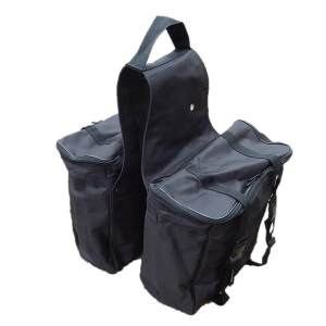 Insulated Western Saddle Bag Hill Saddlery