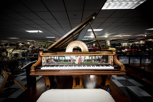 Steinway Pianos – Tallahassee Automobile Museum