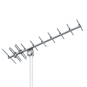 360-440 MHz 10 Element Yagi Data Communication Antenna