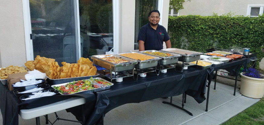 Mexican Food Catering in Tustin & Orange County   Taco Bar