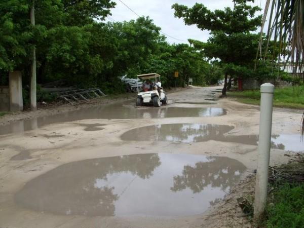 Belize in November