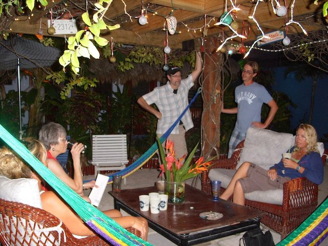 Changes in Latitudes party