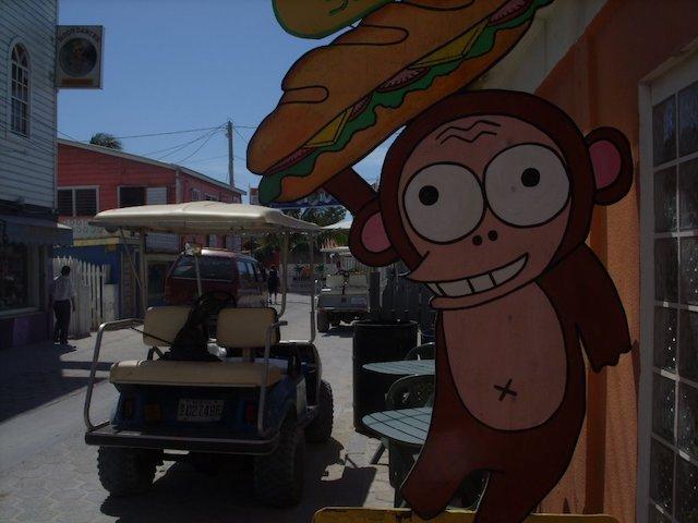 Hungry Monkey Sub Shop