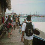 Island Ferry Dock