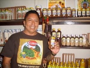 Rum Cigar Store San Pedro Belize
