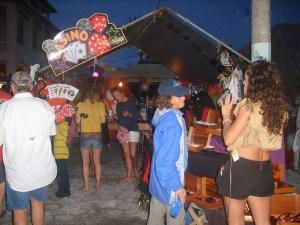 San Pedro Lobsterfest Deluscious booth