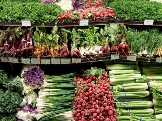 Bristol Farms vegetables