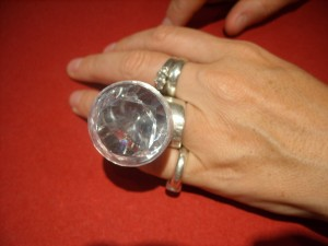 Ring from Sowders fine Jewelery