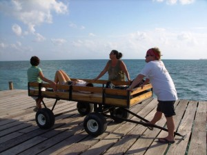caye caulker water taxi and can cedro water jets express water taxi dock