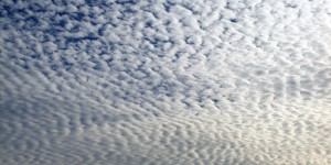 Interesting cloud patterns