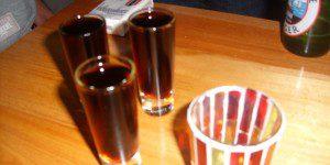 Jager shots
