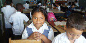 Teaching kids to help those on need