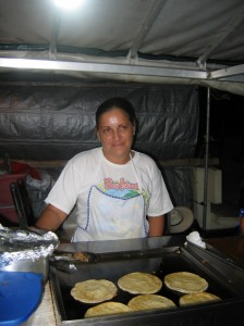 My favorite taco maker in Central Park - Carbunkle Trumpet