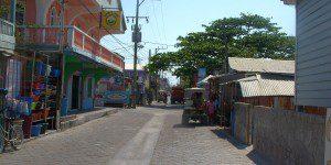 Down Town San Pedro Belize