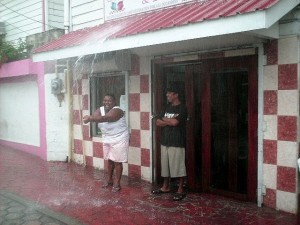 Belize Rainfall