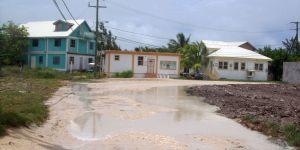 Rainy season Belize