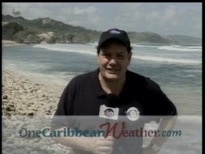Joey Stevens One Caribbean Weather