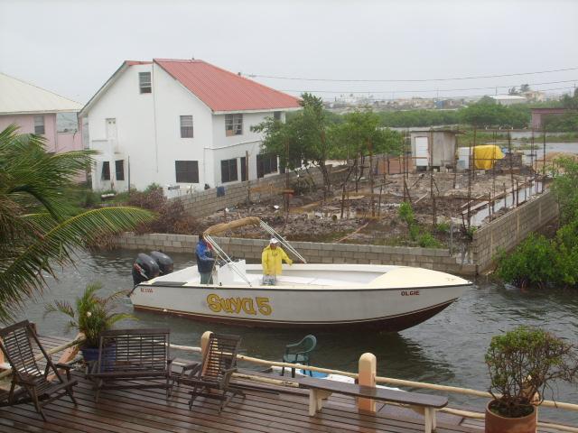 Suya Boat