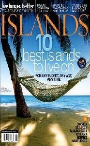 10 best islands to live on 2008