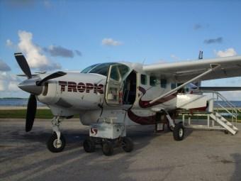 Tropic Air Belize -Municipal Airport - TZA