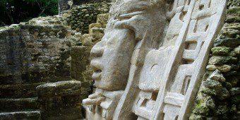 Lamanai Maya Ruin Belize