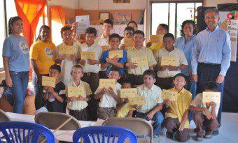 Volunteer Belize