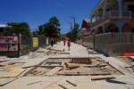 Roadwork in Boca Del Rio