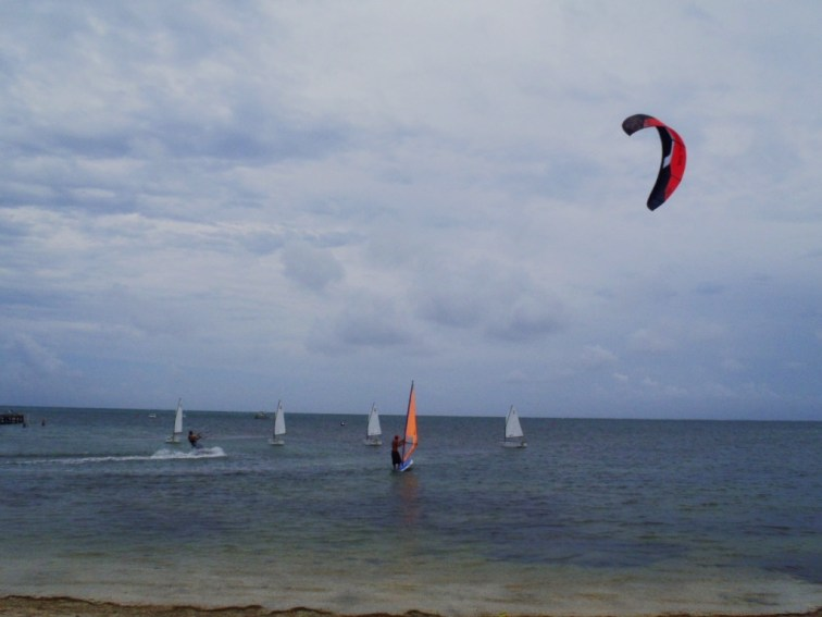 Kite Surfing Belize