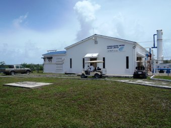 Consolidated Water Ambergris Caye Belize