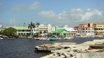 Harbor view Belize City