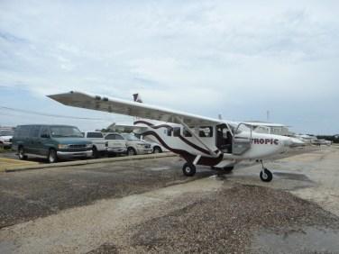Tropic Air Belize Flight