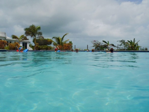 aquafit class Belize
