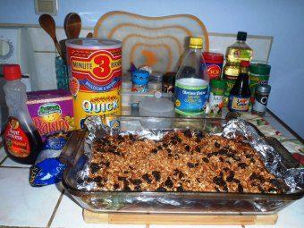 Belize kitchen