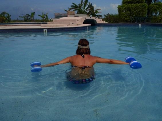 Aquafit classes belize