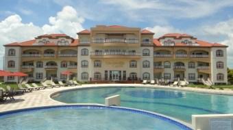 Grand Caribe Ambergris Caye Belize Beach Resort