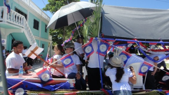 Belize History
